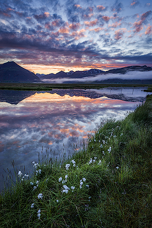 Opus of the Dawn | Iceland
